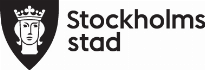 Logotype for Stockholms stad